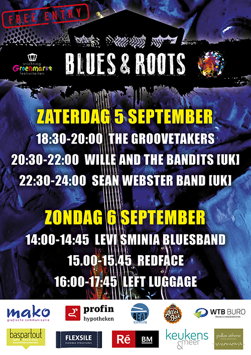 Blues-Poster_Groenmarkt-2015-aug-A3-2